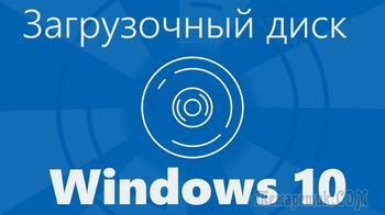 Создание аварийного диска Windows 10 и способы восстановления системы с его помощью
