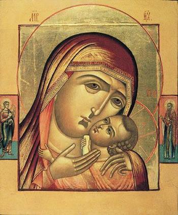 Корсунская икона Божией Матери: значение