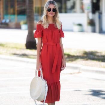 Стильные платья этого лета