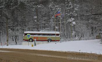 Крым. Демирджи. Таки есть в Крыму зима