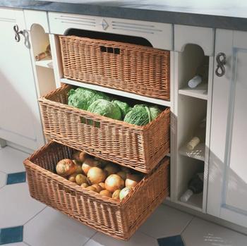 Советы правильного хранения, которые помогут навести порядок на кухне