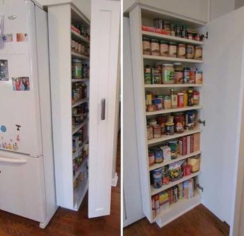 Вторая жизнь старого шкафа