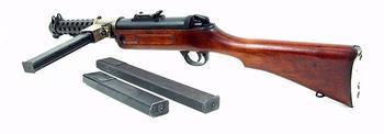 Пистолет-пулемет Lanchester (Великобритания)