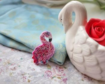 Российская художница LiskaFlower создаёт красочные украшения из полимерной глины