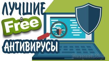 Бесплатные антивирусы для Windows