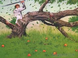 Яблоня и мальчик или сермяжная правда жизни (притча)