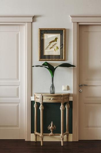 Интерьер 4-х комнатной квартиры: «Спокойный, милый и красочный»...