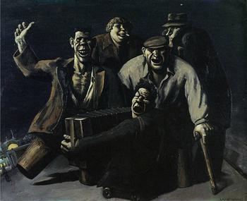 Василий Шульженко:Ужасы СССР на запрещённых картинах