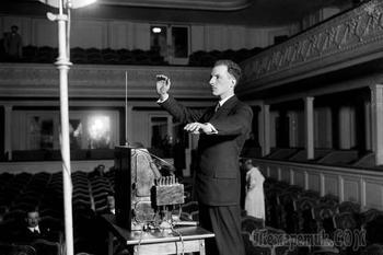 Лев Термен и терменвокс: самый фантастический музыкальный инструмент