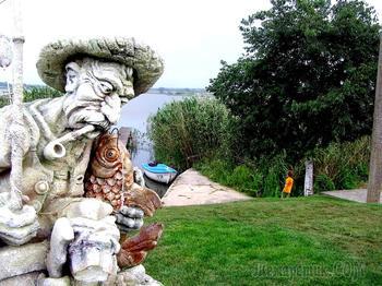Болгарское побережье Черного моря 1. Озеро Дуранкулак и комплекс «Золотая рыбка»