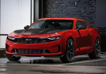 Chevrolet Camaro 2019 – плановый рестайлинг Шевроле Камаро
