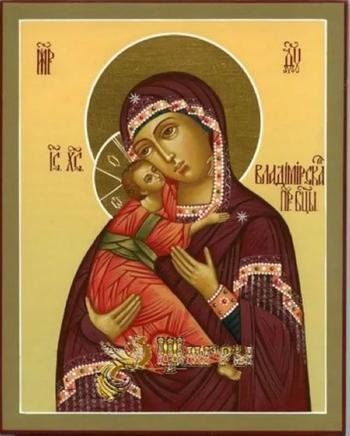 Икона Божией Матери Владимирская и Неопалимая Купина: чудотворные и защитные святые образы