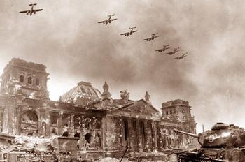 Бой после Победы. 9 мая 1945 года война закончилась не для всех