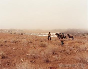 Удивительные фотографии из жизни современных ковбоев