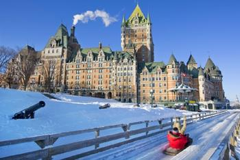 Как живет и чем привлекает туристов Квебек