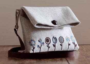 Оригинальные сумки своими руками из ткани