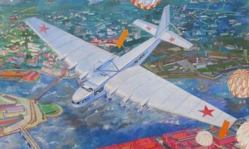 Cамый странный советский самолет