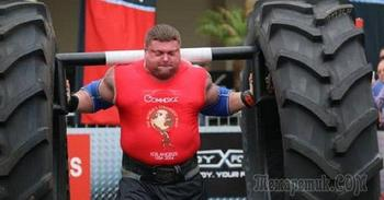 Самые сильные атлеты в истории