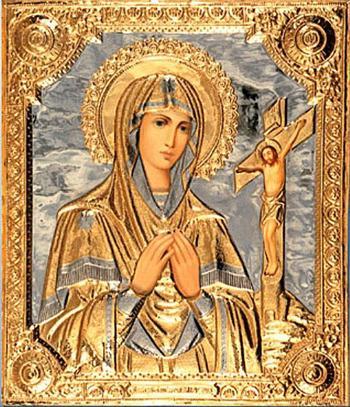 """Икона """"Ахтырская Божья Мать"""": о чем молиться?"""