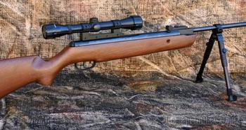 Особенности пневматической винтовки Crosman Vantage NP и технические характеристики