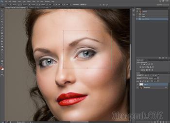 Как убрать красные глаза на фото: несколько способов