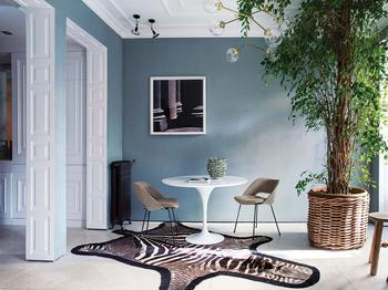 Изысканные апартаменты в Мадриде (80 кв. м)
