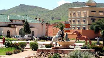 Марокко. Город Кенитра – обычная провинция