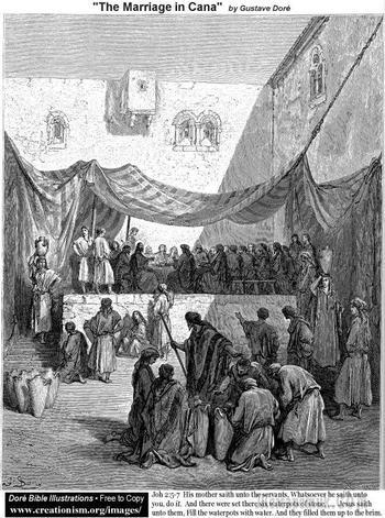ЕВАНГЕЛИЕ. БИБЛИЯ В СТИХАХ. Глава седьмая