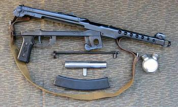 Пистолет-пулемет Судаева: позабытое оружие Второй мировой войны, которое было лучше ППШ