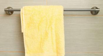 Идеи хранения полотенец в ванной комнате