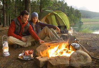12 правил идеального отдыха на природе