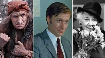 Советские актёры, которые по разным причинам изменили свои имена или фамилии