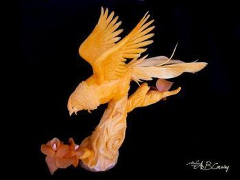 Резные тыквы от Ангела Боралиева