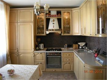 Угловая кухня, или Моя мечта не знает границ