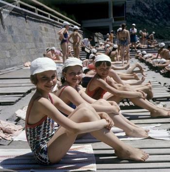Лето в Советском Союзе, продолжение