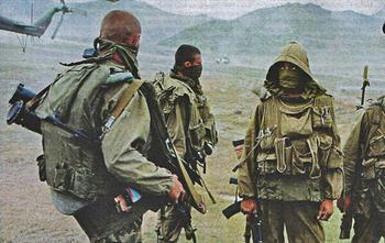 """""""Ошибка ценой в жизнь"""": 7 строгих уроков, полученных русскими бойцами в Чечне. Рассказывает ветеран двух чеченских кампаний"""