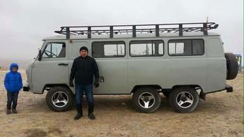 Лучшие переделки автомобилей УАЗ, которые можно увидеть только за границей