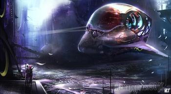 Правила поведения при контакте с инопланетянами