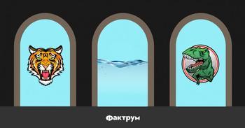 Головоломка для самых сообразительных, перед вами — три двери…
