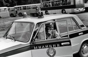 Советская милиция, как это было