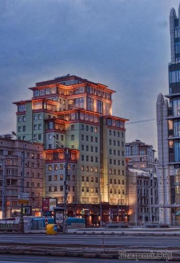Вечерняя столица - от Маяковки до Самотеки
