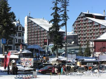 Горные курорты Болгарии 4. Боровец - старейшина курортов нашей страны