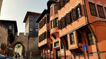 Наша весенняя экскурсия 19. Пловдив - есть ли в Болгарии город лучше?