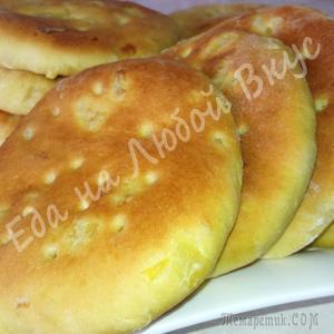Домашние ЛЕПЕШКИ – съедаются МОМЕНТАЛЬНО! Ароматный хлеб-лепешка без яиц.