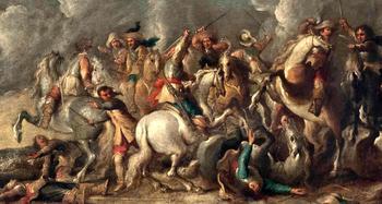 Грабь и властвуй. Как мародерство солдат в Тридцатилетней войне помогало содержать наемные армии