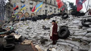 Украинский политолог подвёл итоги «майдана» в Le Figaro: коррупция и национализм