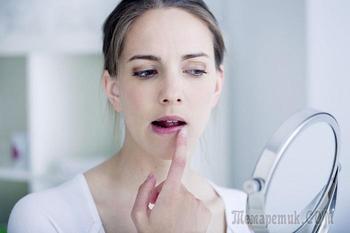 10 домашних рецептов для обветренных губ, которые избавят от проблемы всего за сутки