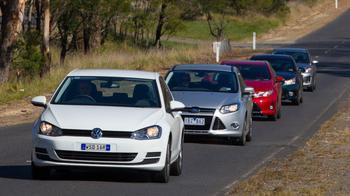 Машины гольф-класса: фото, характеристики и рейтинг