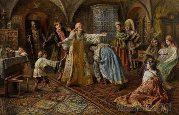 Ирина, Агафья и Наталья: Три царицы, открывавшие окна в Европу ещё до Петра I