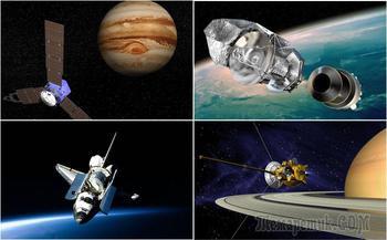 Самые дорогие космические проекты и миссии